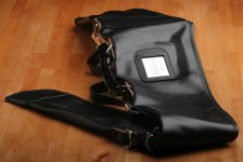 synthetic leather sword bag